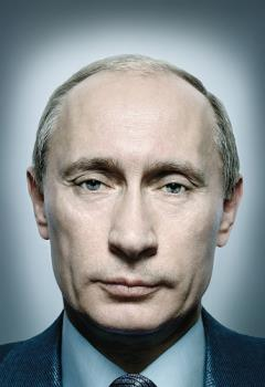 putin - Vladimir Vladimirovich Putin (Russian: ?????´??? ?????´??????? ??´????·i Russian pronunciation: [vl?'d?im??r vl?'d?im??r?v??t?? 'put??n]) (born October 7, 1952 in Leningrad, USSR; now Saint Petersburg, Russia) is a Russian politician who was the 2nd President of the Russian Federation (from 2000 to 2008) and is the current Prime Minister of Russia as well as chairman of United Russia and Chairman of the Council of Ministers of the Union of Russia and Belarus. He became acting President on December 31, 1999, succeeding Boris Yeltsin, and then won the 2000 presidential election. In 2004, he was re-elected for a second term lasting until May 7, 2008.