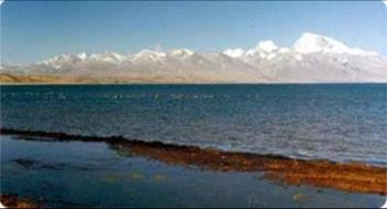 Lake Manasasarovar - Manasarovar