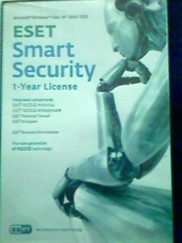 eset smart security - free 1 yr license