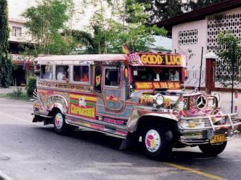 jeepney - philippine jeepney...