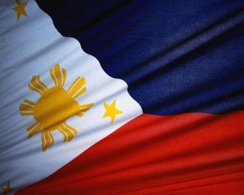philippine flag - flag of the philippines