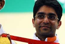 Abhinav Bindra - Abhinav Bindra,won gold medal