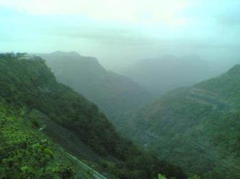 Mountains in Lonavala - Thats the place where we go for fun!