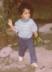 me - me when i was small kid