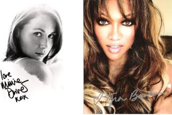 Tyra Banks picture - picture of tyra banks