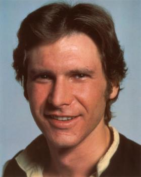 Harrison Ford. - What do you think of his acting? I like his movies and he's a good actor.