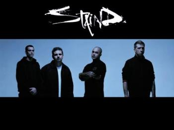 staind - staind pic