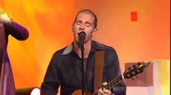 Marty Sampson of Hillsong - Marty Sampson of Hillsong singing his song called Better Than Life, from the album Hope.