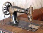 sewing machine - a singer sewing machine