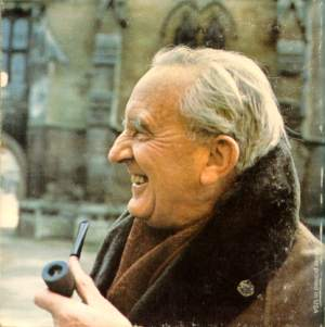 J.R.R. Tolkien - John Ronald Reuel Tolkien, CBE (3 January 1892 – 2 September 1973) was an English writer, poet, philologist, and university professor, best known as the author of the high fantasy classic works The Hobbit and The Lord of the Rings.