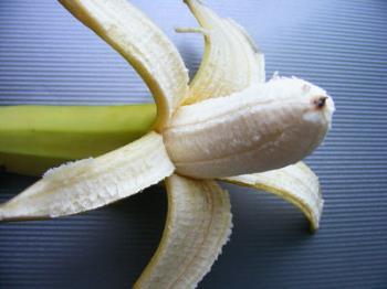 Banana  - Banana is good for the memory