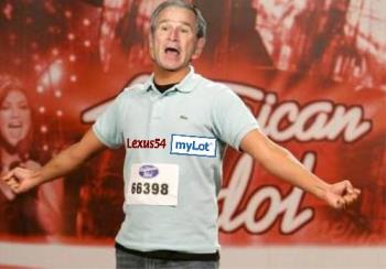Auditioning for American Idol  - Look out for me next year when I audition for American Idol Season 9.