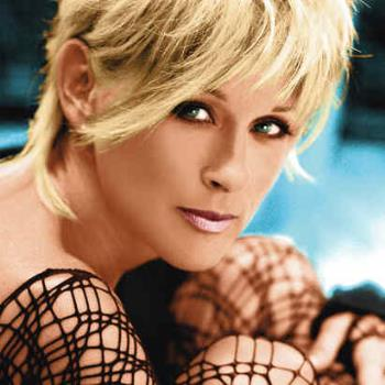Lorrie Morgan - Country singer Lorrie Morgan