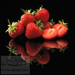 strawberry - yum yum!