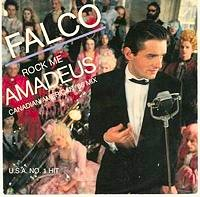 Rock Me Amadeaus by Falco - Was this the #1 song on your date of birth???
