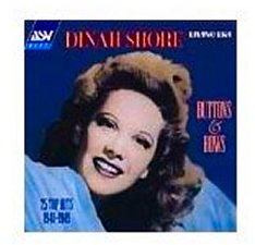 Dinah Shore Button & Bows!!! - Dinah Shore does a sassy version of Button & Bows!!!