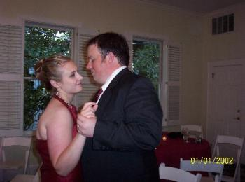 Me and My Hubby - Dancing together