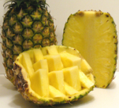 pineapples - pineapple- a tropical fruit