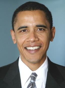 Barack Obama - Barack Hussein Obama II (born August 4, 1961) is the junior United States Senator from Illinois and presidential nominee of the Democratic Party in the 2008 general election.