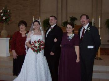 my sons wedding - A picture form my sons wedding!
