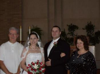 my sons wedding - Picture form the wedding!