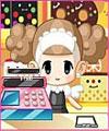 Cashier - A cute cashier...