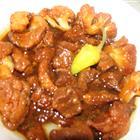 my dish - I bring you chicken adobo !