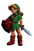 Link - This is young Link :D
