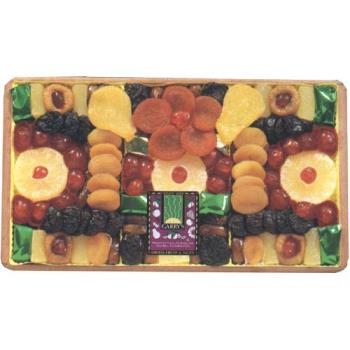 dried fruit - tray of fruit