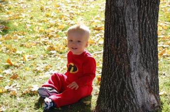 My Baby Voter - Recent photo of my darling little boy