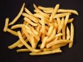 French Fries - Fork or the Fingers
