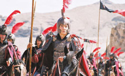 """The Myth - Jackie Chan play the role of a GENERAL in this movie. """"THE MYTH"""""""