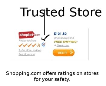 Trusted - There are trusted stores online where you can shop in your underpants.