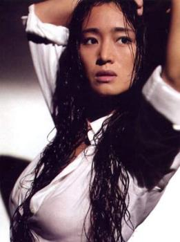 Gong Li  - A famous star in China.