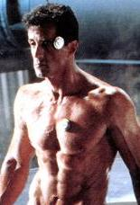 Stallone in his prime - A very beautifully sculptured body!