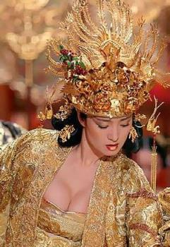 Gong Li, Actress - Her claim to fame was in the movie directed by Zhang Yi Mou.