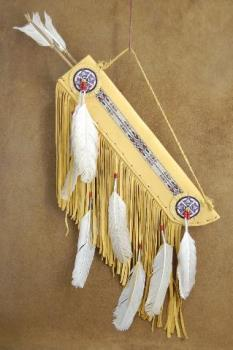 indian quiver - Beaded Indian Quiver