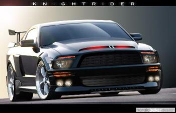 KITT - Upgraded and new! - KITT - Knight Industries Three Thousand! Upgraded and better than before!