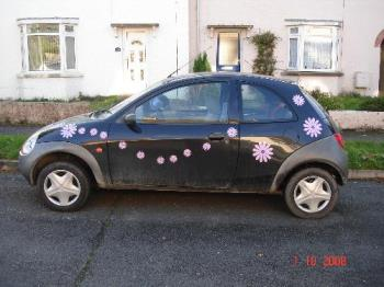 My lovely car - Ford Ka