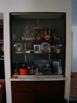 My hutch - THis is my hutch right now