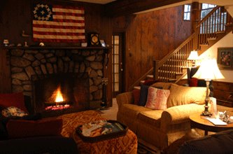 Lived in Living - Surroundings should be comfy and inviting