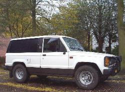 Isuzu Trooper - Isuzu Trooper
