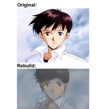 Shinji - change