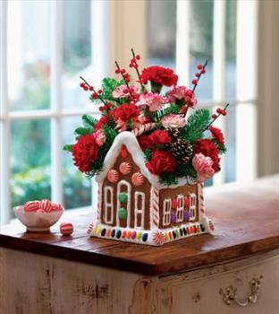 A Christmas Bouquet For You & The Mrs - Merry Christmas Grandpa Bob!!