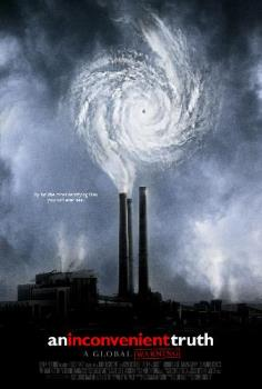 An Inconvenient Truth www.climatecrisis.net - This is a movie about Global Warming that was made a couple of years ago by Al Gore.