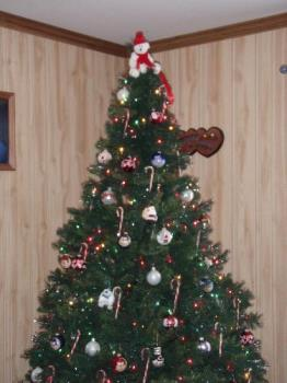 tree topper - my tree topper