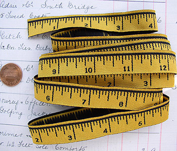 Tape Measure - What's your height?