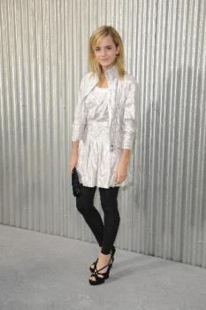 Emma Watson - Emma at Paris fashion week