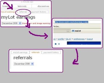 Looking for your referrals  - Looking for your referrals thumbnail profile at mylot