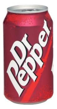 Dr.Pepper - My favorite soda of all time!!